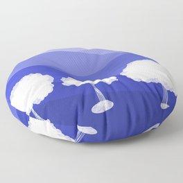 moon light Floor Pillow