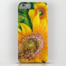 sunflowers Slim Case iPhone 6s Plus