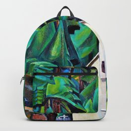Emily Carr - The Indian Church - Digital Remastered Edition Backpack
