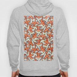 Birdwatching Bali Birds Ornithology Tessellation Hoody