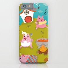Three little PIG iPhone 6s Slim Case