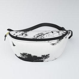 freedom to fly up to sky Fanny Pack
