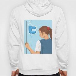 Twitter Drip Hoody