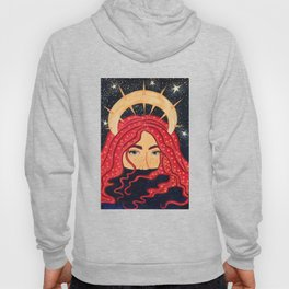 floating goddess Hoody