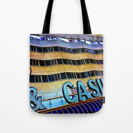 Pieces of Vegas Tote Bag