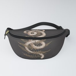 The Snake and Fern Fanny Pack