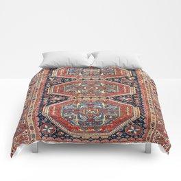 Kuba Sumakh Antique East Caucasus Rug Print Comforters