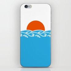 Japanese Tsunami  iPhone & iPod Skin