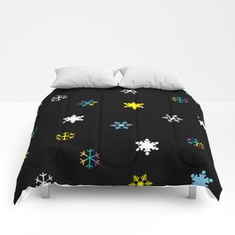 Snowflakes_C Comforters