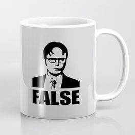 False funny saying Coffee Mug