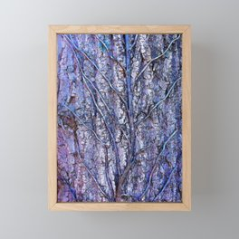 Rooted in you Framed Mini Art Print