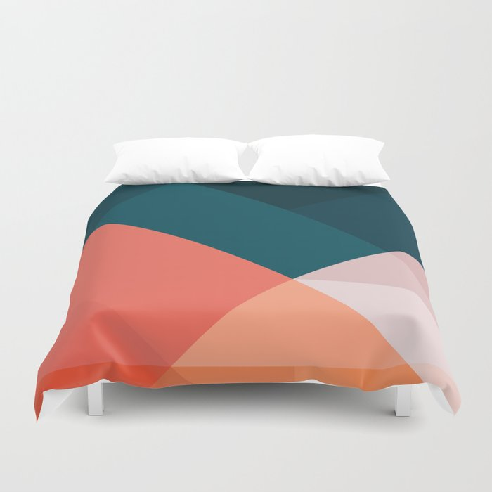 Geometric 1708 Duvet Cover