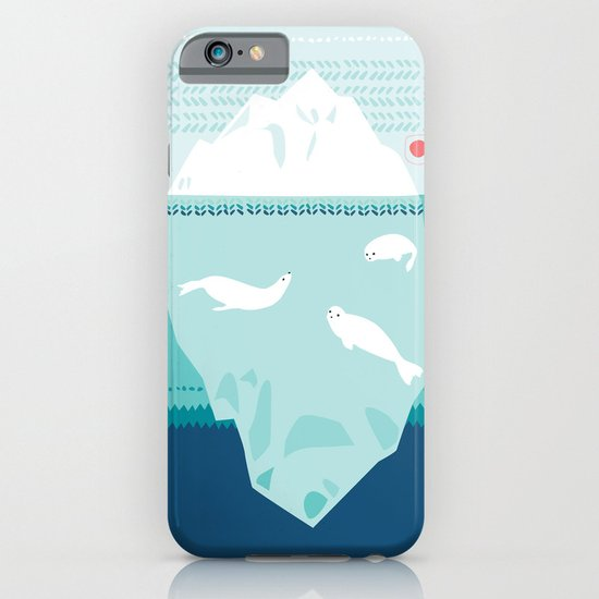 The Ice Lovers iPhone & iPod Case