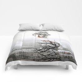 Fantomne de la Défense Comforters