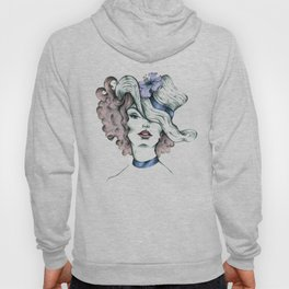 Orchid hat Hoody