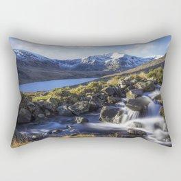 Glyder Fawr Range Rectangular Pillow