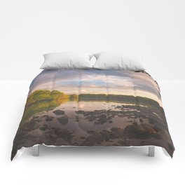 Sope Creek, Georgia Comforters