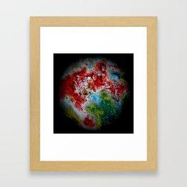 World of Decay Framed Art Print