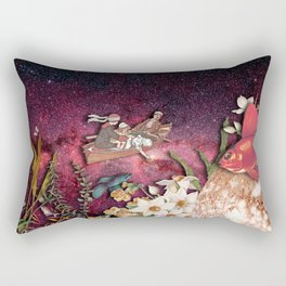 BEFORE THE END Rectangular Pillow