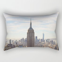 Empire State Building Rectangular Pillow