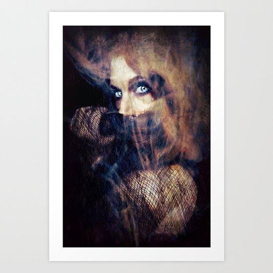 Diablolique Art Print
