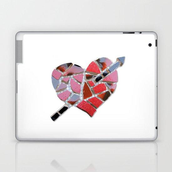 Heart Laptop & iPad Skin