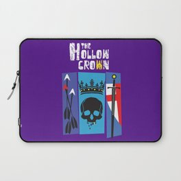 The Hollow Crown Laptop Sleeve