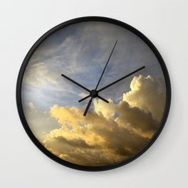 Photo 64 Sky Wall Clock