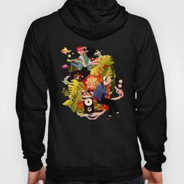Fly away to SOPE world Hoody