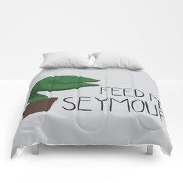FEED ME SEYMOUR Comforters