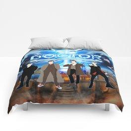 The Doctor Shine Comforters