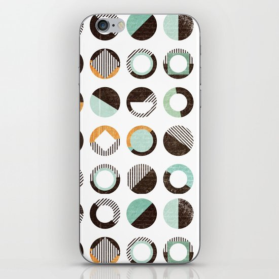 POINTS OF CONTACT iPhone & iPod Skin