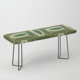 Alcedo - Green Bench