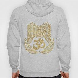 Hamsa - Om symbol Hoody