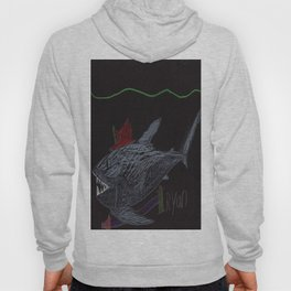 Fire Fighting Shark Hoody