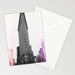 Flatiron Pop Stationery Cards