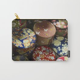 Pretty Boxes Carry-All Pouch