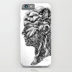 Portrait of Winter iPhone 6s Slim Case