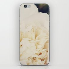 Champagne Floral Fauna  iPhone & iPod Skin