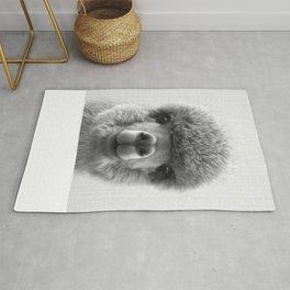 Alpaca Smile Rug