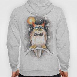 Wisey The Owl Hoody