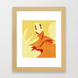 Zun Framed Art Print