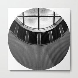 Light Cannon Metal Print