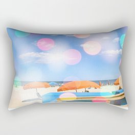 Beach Party Rectangular Pillow