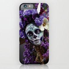 Willow Blossom Muertita Detail iPhone 6s Slim Case
