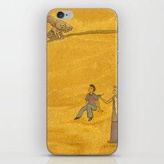 The Bird of Truth iPhone & iPod Skin