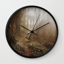 Mt. Davidson III Wall Clock