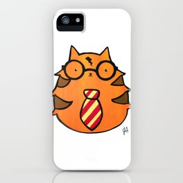 Kitty Potter  iPhone Case