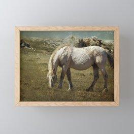 Cloud Framed Mini Art Print