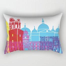 Padua skyline pop Rectangular Pillow